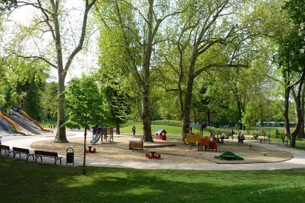 城市公园_City park - Budapest Parks - Park in Budapest